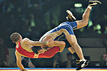 Martial arts: wrestling