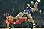 Martial arts: wrestling